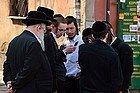 Recorriendo el barrio judío