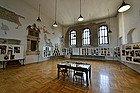Sinagoga Wysoka, interior