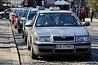 Taxis en Cracovia