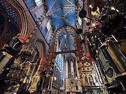 Basílica de Santa María, interior
