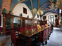 Collegium Maius, interior