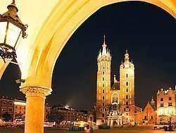Cracovia illuminata