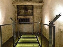 Cuartel de la Gestapo, celdas