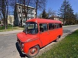 Nowa Huta, coche típico