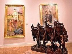 Exposición del Museo Nacional