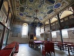 Sinagoga Kupa, interior