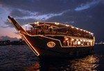 Crucero con cena por Dubái Creek
