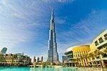 Entrada al Burj Khalifa con traslados