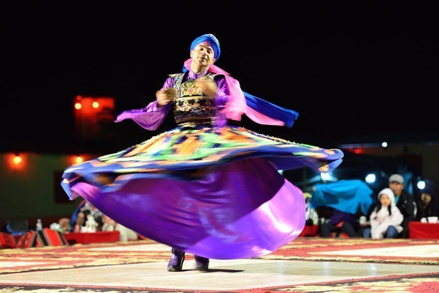 Danza tanoura