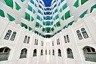 Burj Al Arab, planta del spa