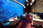 Burj Al Arab, Restaurante Al Mahara