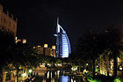 Burj Al Arab desde Souk Madinat Jumeirah