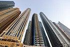 Edificios de Dubai Marina