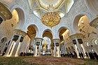 Mezquita Sheikh Zayed en Abu Dhabi