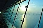 Palmera Jumeirah desde el Sky Bar, Burj Al Arab