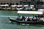 Abras (barcas para cruzar Dubai Creek)