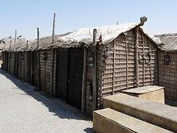 Casas antiguas de Dubai