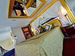 Burj Al Arab, cama
