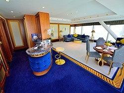 Burj Al Arab, suite