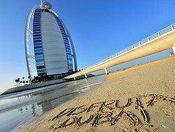 Dubái y su edificio más famoso, el Burj Al Arab