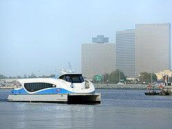 Ferry de Dubai
