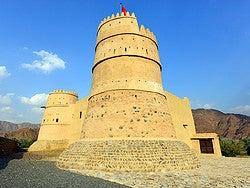 Fujairah, Fuerte Al Bithna