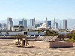Fujairah y sus contrastes