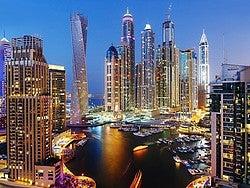 Futuro de Dubai: Dubai Marina