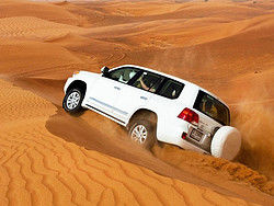Excursion al desierto de Dubai