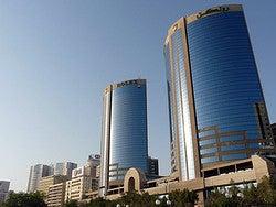 Torres gemelas Dubai