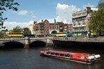 Paseo en barco por Dublín