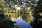 St Stephens Green, estanque