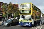 Autobuses en Dublín
