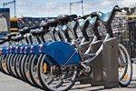 Bicicletas en Dublín