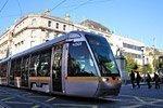 Tranvías en Dublín