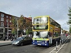 Autobus en Dublin
