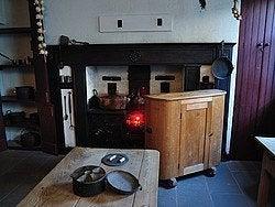 Casa Número 29, cocina