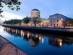Dublín, Four Courts