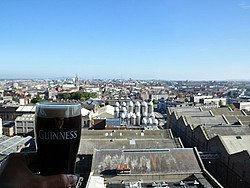 Guinness Storehouse, Bar Gravity
