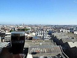 Guinness Storehouse, Bar Gravity
