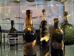 Guinness Storehouse, botellas