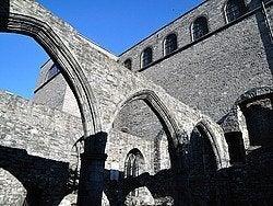 Iglesia de San Audoen, ruinas