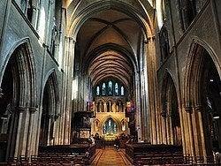Catedral de San Patricio, interior