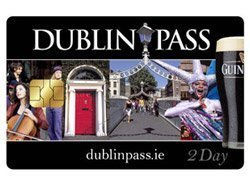 Tarjeta Dublin Pass