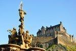 Visita guiada por el Castillo de Edimburgo
