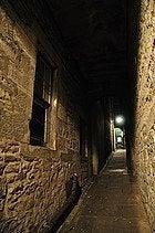 Alleyway in Edinburgh