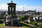 Calton Hill, vistas