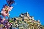 Esterno del Castello di Edimburgo