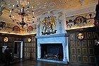 Castillo de Edimburgo, habitacion del palacio