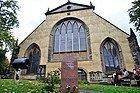 Tumba de Bobby en el cementerio de Greyfriars